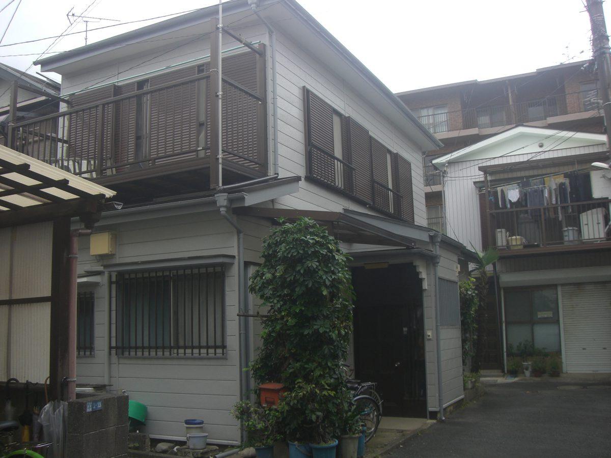 川崎市中原区T様邸 外壁塗装