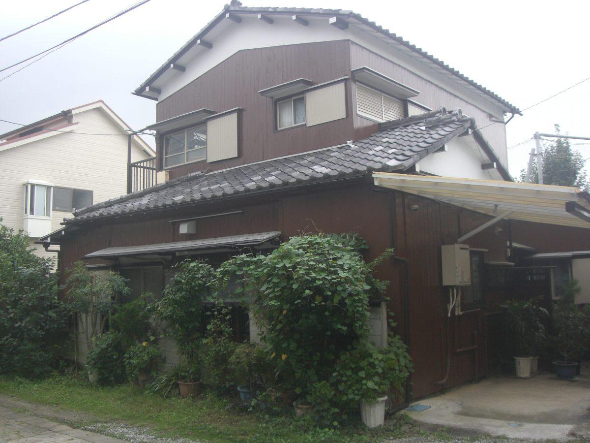 川崎市中原区M様邸 外壁塗装