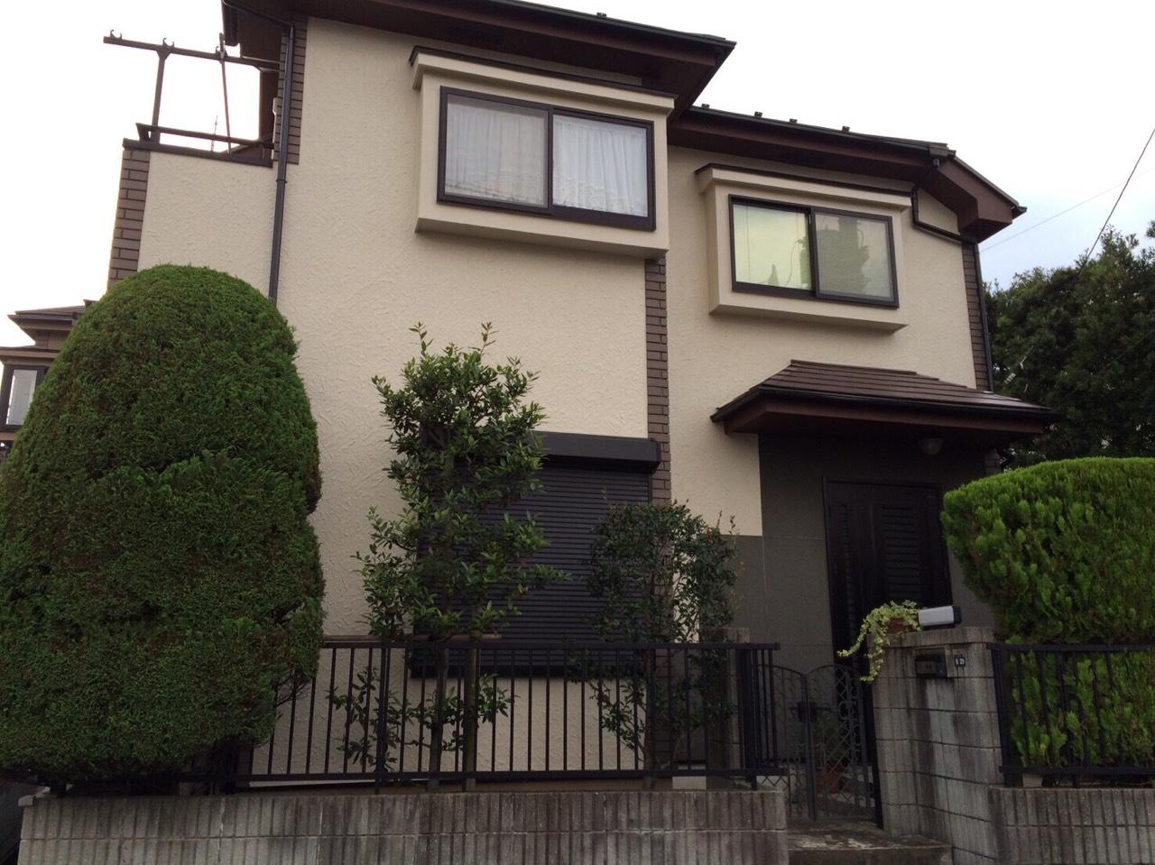 町田市I様邸 外壁塗装、屋根塗装