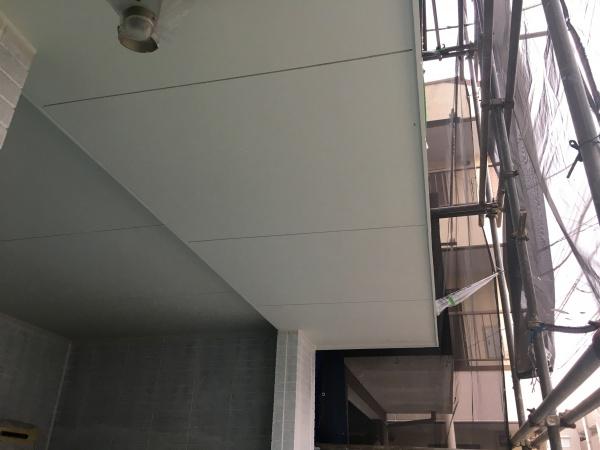 川崎市中原区天井塗装