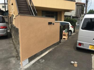 川崎市川崎区門塀塗装パーフェクトトップ