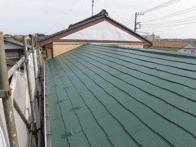 横浜市都筑区屋根塗装サーモアイ4F