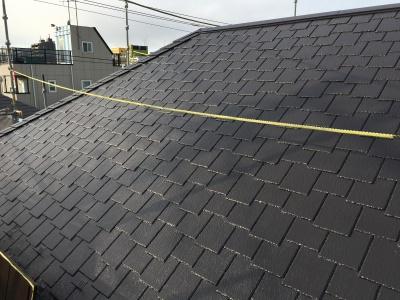 川崎市中原区アーバニー屋根サーモアイSi塗装