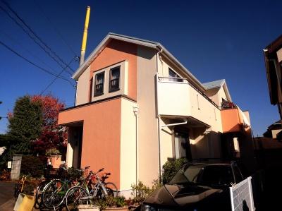 川崎市高津区Y邸で外壁、屋根塗装をしました!