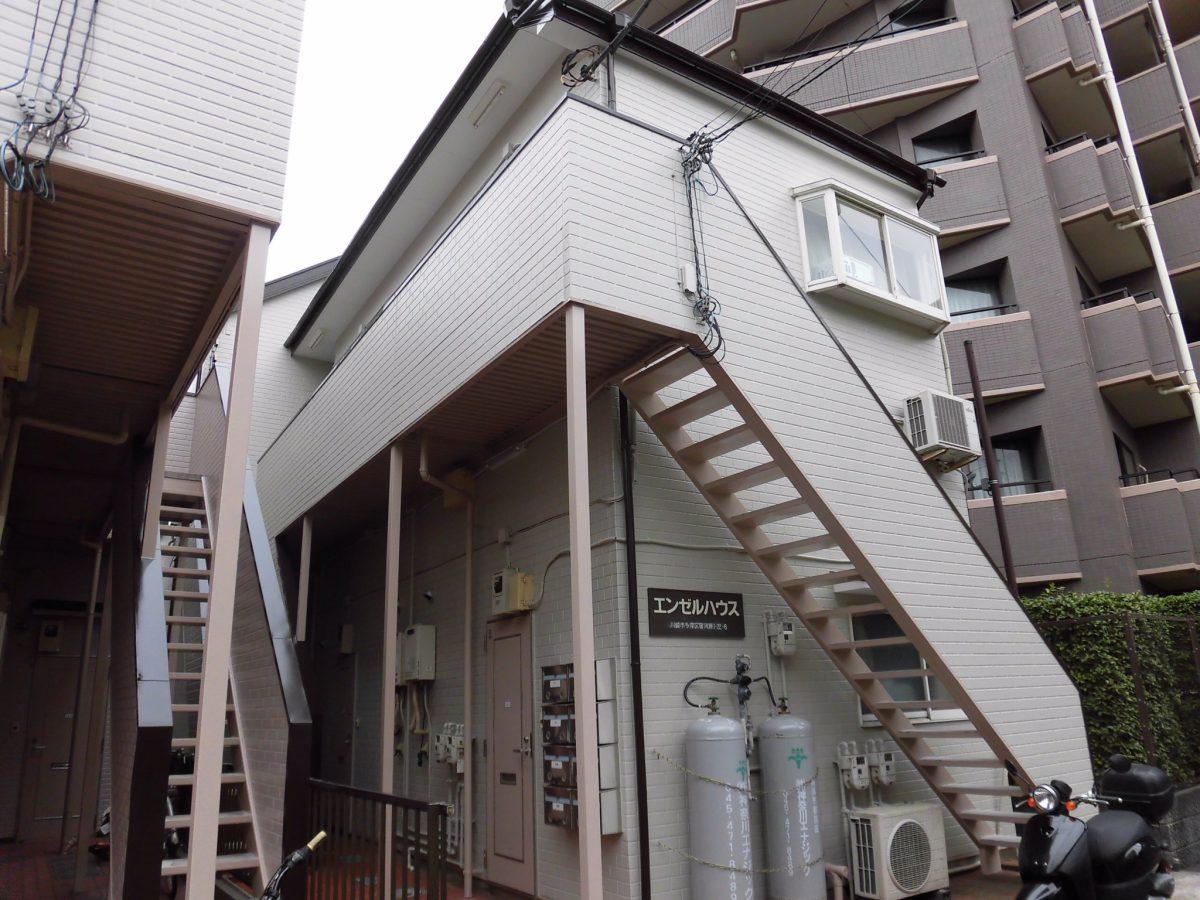 川崎市多摩区で外壁塗装屋根塗装しました。