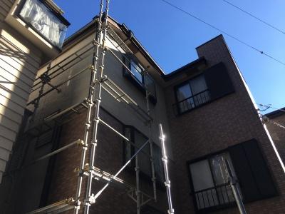 川崎市高津区で新しい現場が始まりました!