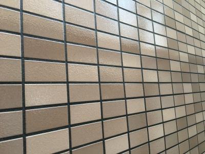 川崎市高津区タイル壁塗装