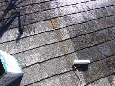 川崎市宮前区で屋根塗装!