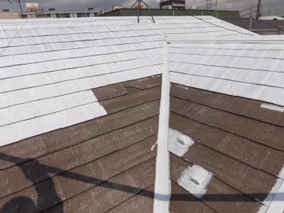 川崎市宮前区で屋根塗装