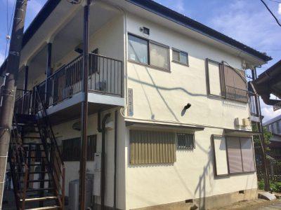 川崎市高津区を外壁塗装をしました。