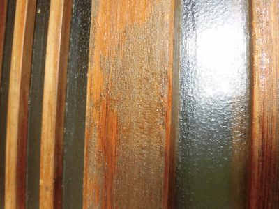 川崎市麻生区で玄関扉塗装の現場レポート
