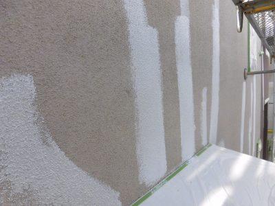 川崎市高津区で外壁塗装の現場レポート