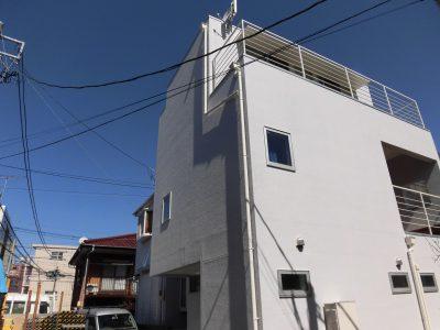 川崎市高津区 外壁塗装