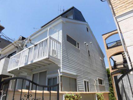 川崎市中原区 外壁塗装屋根塗装