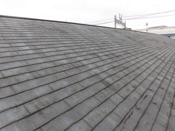川崎市高津区で屋根塗装の現場レポート