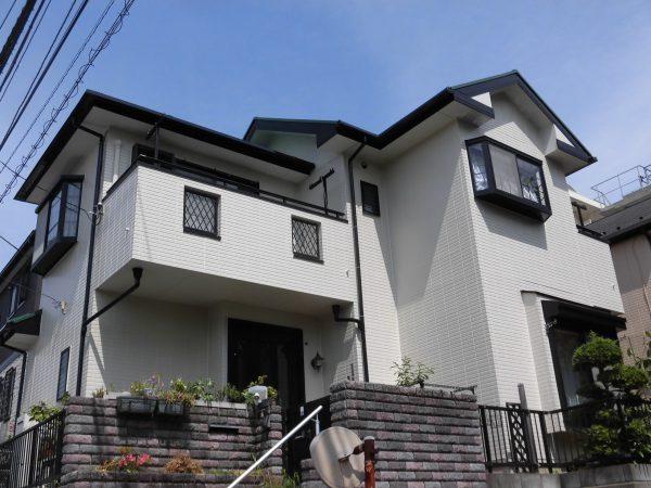 横浜市青葉区 外壁塗装屋根塗装