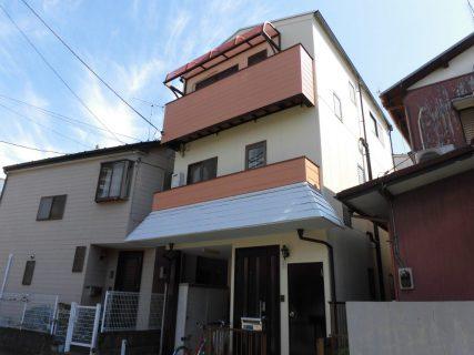 川崎市高津区 外壁塗装屋根塗装