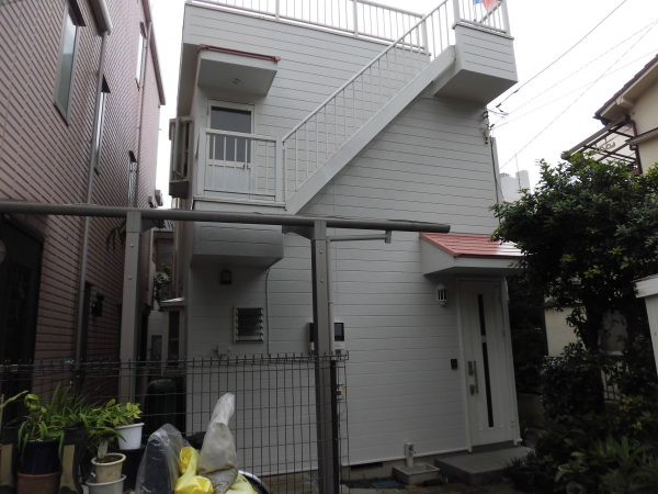 東京都大田区 外壁塗装・屋根塗装