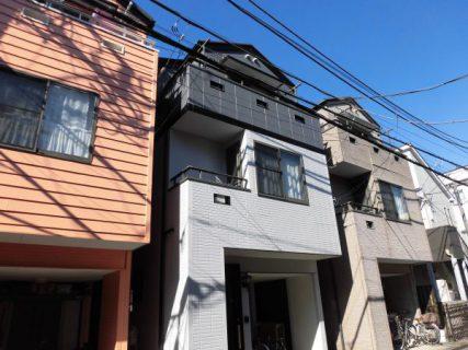 川崎市中原区 外壁塗装・屋根塗装