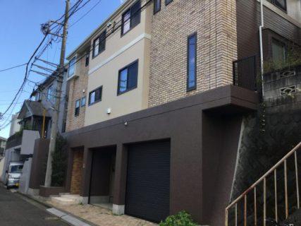 横浜市港北区 外壁塗装・屋根塗装