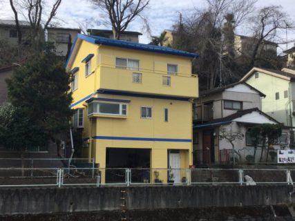 川崎市高津区 外壁塗装・屋根塗装