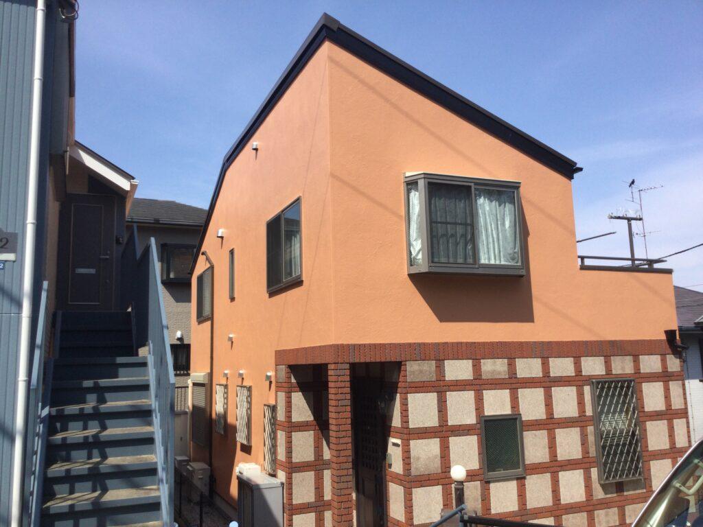 川崎市多摩区 外壁塗装・屋根塗装